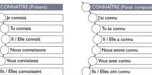 French - Savoir Vs. Connaitre