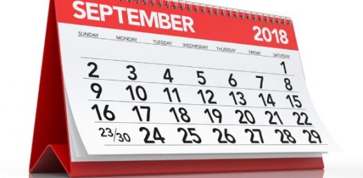 What A Week: September 3-7