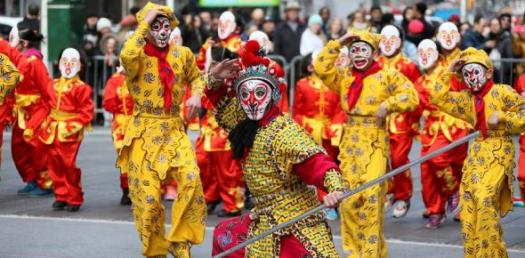 Chinese Culture And Chinatown