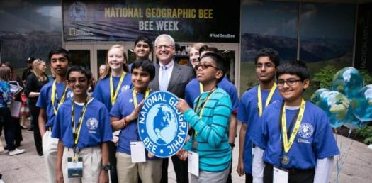The National Geographic Bee Geography Test! Trivia Quiz - ProProfs Quiz