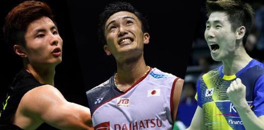 Top 10 Badminton Players Of The World (Men) Quiz