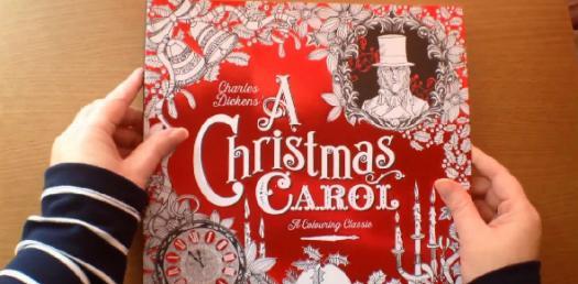 """""""A Christmas Carol"""" Vocabulary Quiz - Stave 3"""