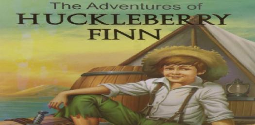 Huckleberry Finn Chapters 31-34 And Vocabulary