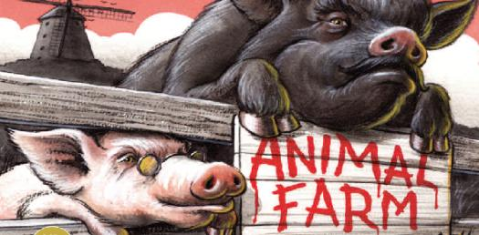 Animal Farm Chapter 6
