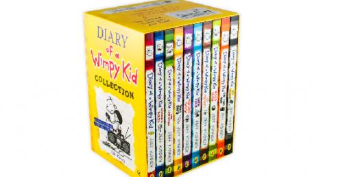Which Diary Of A Wimpy Kid Character Are You ?