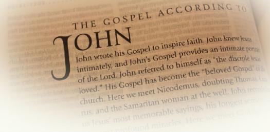 John 13-15, NKJV