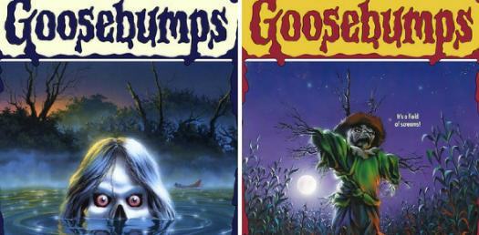 The Quiz About Goosebumps Books