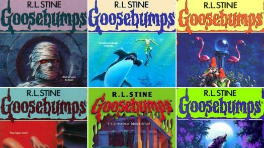 What Goosebumps Enemy Are You?