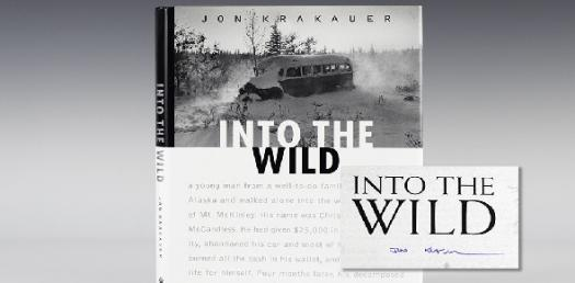 A Short Quiz About Into The Wild Book!