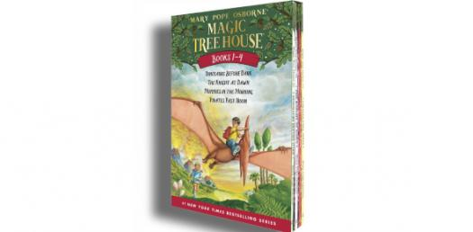 Magic Tree House Chapter 2