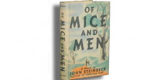 Of Mice And Men Quiz Chapter 1