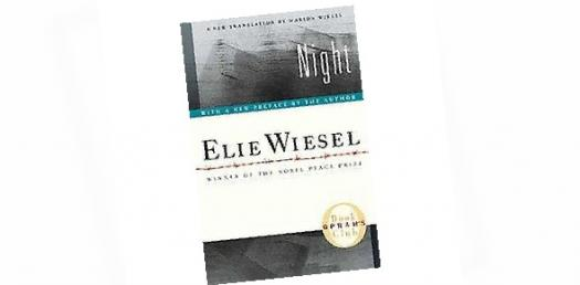 Night By Elie Wiesel True And False/irony Section