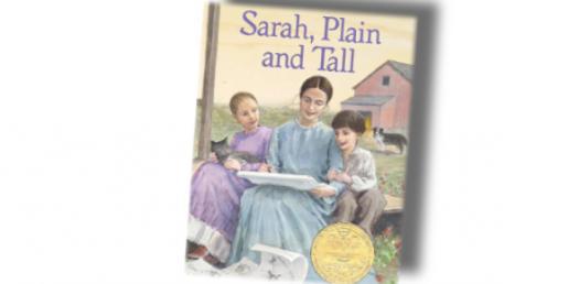 Sarah, Plain And Tall-vocabulary