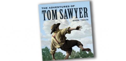 The Adventures Of Tom Sawyer Novel By Mark Twain Quiz