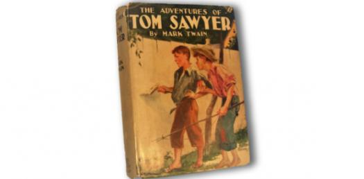 The Adventures Of Tom Sawyer- Chapter 5