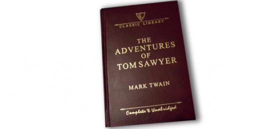 The Adventures Of Tom Sawyer- Chapter 10
