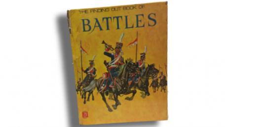 Battle Of The Books Practice Quiz