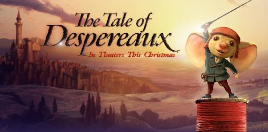 The Tale Of Despereaux - Chapter 1