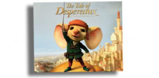 The Tale Of Despereaux - Chapter 4