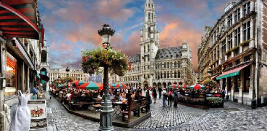 Test Your Kowledge On Spain, Belgium And France! Quiz