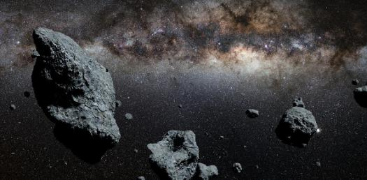 A Quick Quiz On Comets, Asteroids, And Meteoroids!