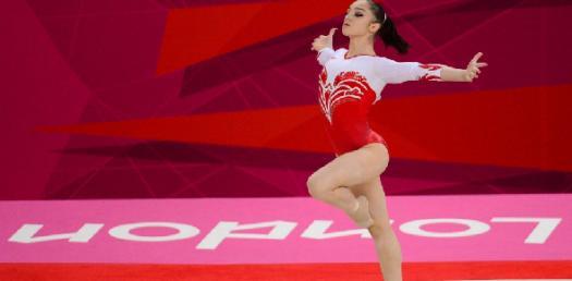 NCAA Gymnastics