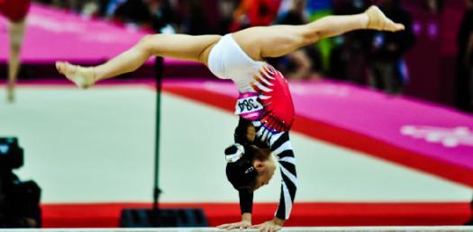 Jazzy Gymnastics