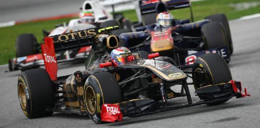 Formula 1 Quiz
