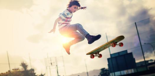 The Skateboard Equipment