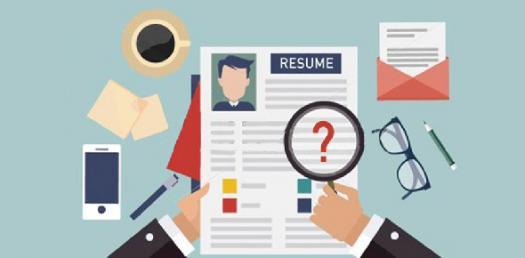 Cover Letter & Resume