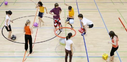 Physical Education Practice Test Quiz