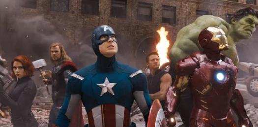 Which Avenger Are You?test