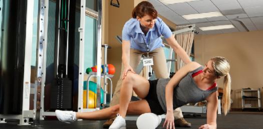 Sports Therapist - Qp11