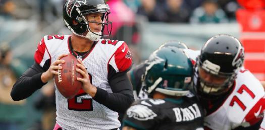 The Amazing Quiz On NFL - Atlanta Falcons