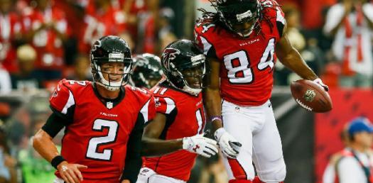 Interesting Quiz On NFL - Atlanta Falcons
