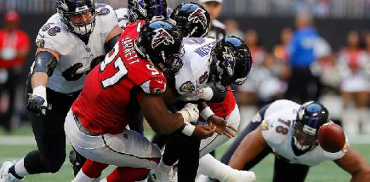 Test Your Knowledge On NFL - Atlanta Falcons