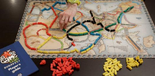 Are You A Genius In Board Game?