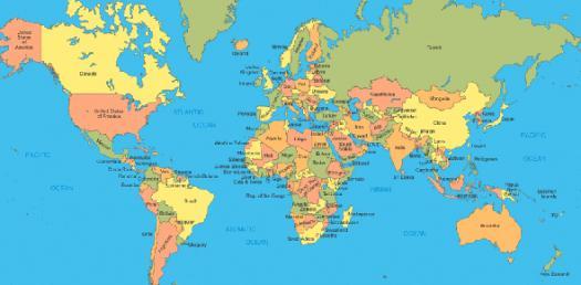 IB Geography Pre-test