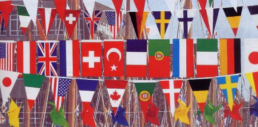 The Great Alphabetical National Flags Of The World Super