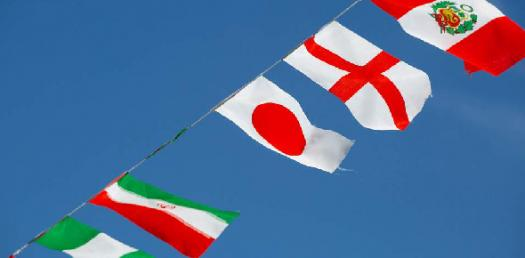 Do You Know The Flags Of Your Neighbours Countries? Test Your Knowledge.