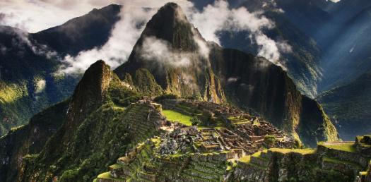 7 Wonders- Machu Picchu