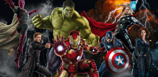 Which Marvel Hero Are You?