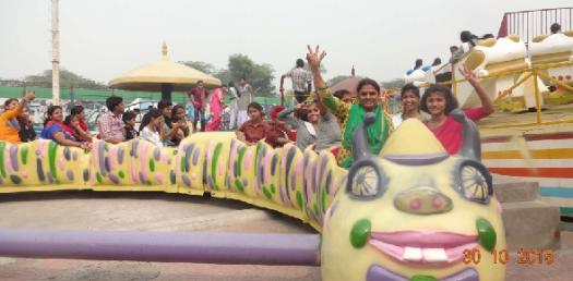 Amusement Parks And Rides Trivia