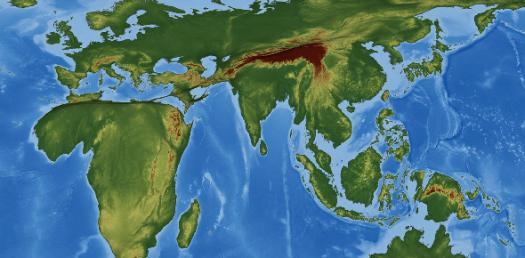World Geography Terminologies Glossary