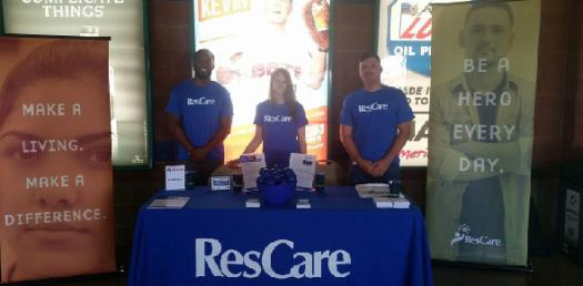 Supporting People With Disabilities For Rescare Workforce Services