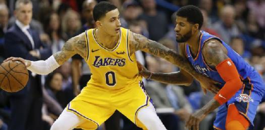 Crisp Quiz On NBA - Los Angeles Lakers