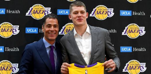 Ultimate Quiz On NBA - Los Angeles Lakers