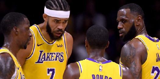 NBA - Los Angeles Lakers Quiz Questions