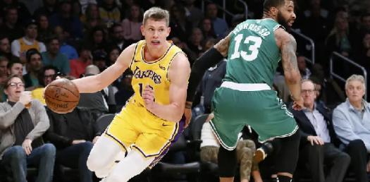 NBA - Los Angeles Lakers Quiz