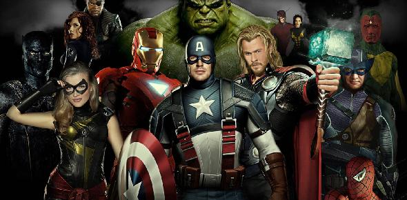 Super Hero Marvel Squad